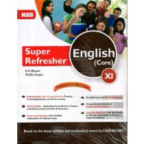 MBD Super Refresher English Core Class 11