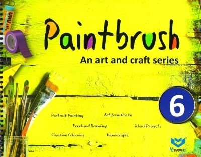 Paintbrush an Art and Craft Series Class 6