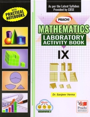 Prachi Mathematics Laboratory Activity Book For Class 9