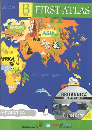 Britannica Bsure First Atlas