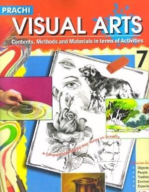 Prachi Visual Art Class 7