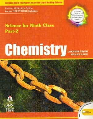 1 S Chand Chemistry For Class 9 by Lakhmir Singh