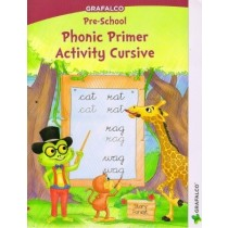 Grafalco Pre-School Phonic Primer Activity Cursive
