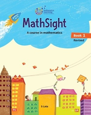 Indiannica Learning MathSight A Course In Mathematics Class 1