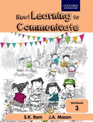 Oxford New Learning To Communicate Workbook Class 3