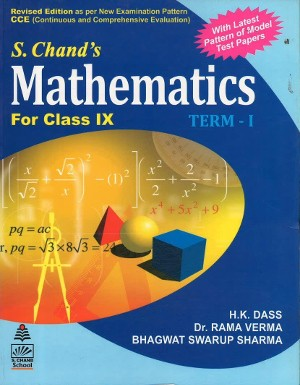 Mathematics For Class 9 Term-1