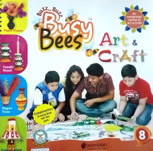 Acevision Busy Bees Art & Craft Class 8