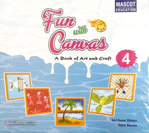 Mascot Education Fun with Canvas Class 4