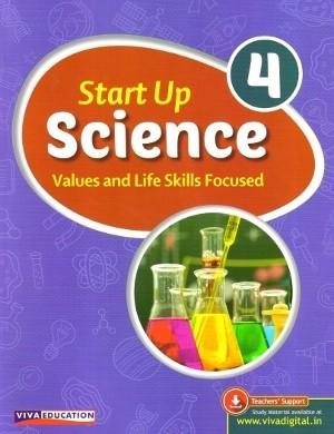 Viva Start Up Science For Class 4