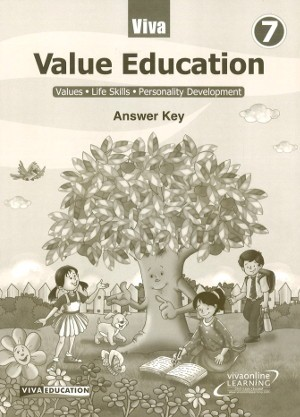 Value Education For Class 7 (Teacher's Guide)
