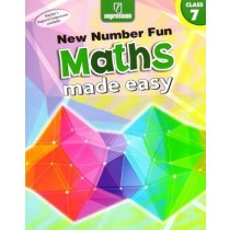 New Number Fun Maths made Easy Class 7