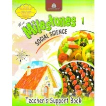 Madhubun New Milestones Social Science Solution Book 1