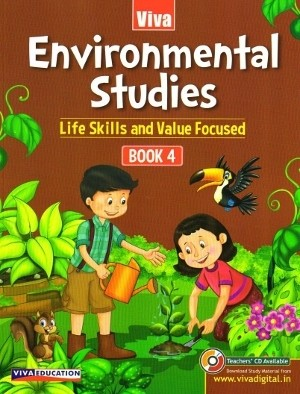 Viva Environmental Studies for Class 4