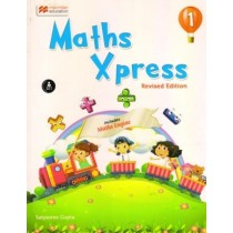 Macmillan Maths Xpress Class 1