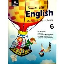 Rachna Sagar Forever With English Multiskill Coursebook Class 6