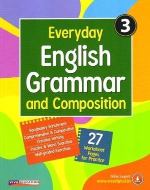 Viva Everyday English Grammar and Composition 3