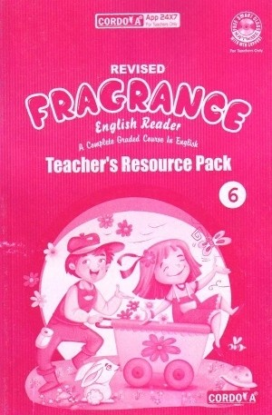 Cordova Fragrance English Reader Solution Book Class 6