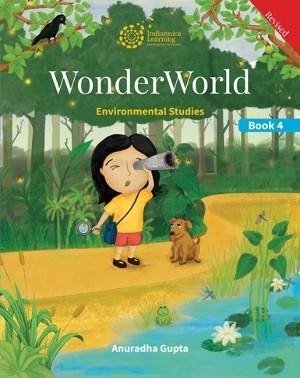 Indiannica Learning Wonder World Environmental Studies Class 4