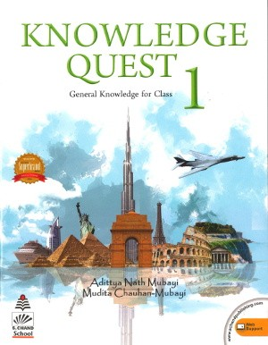 Knowledge Quest General Knowledge For Class 1