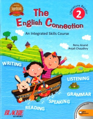 The English Connection Literature Reader Class 2