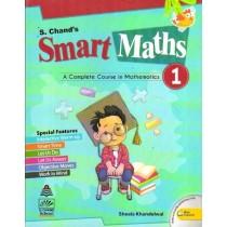 S chand Smart Maths Class 1