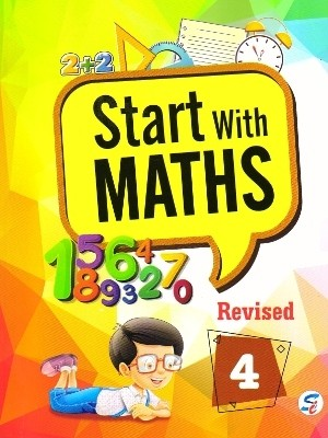 Sapphire Start With Maths For Class 4