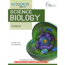 Modern's abc of Biology for Class 9
