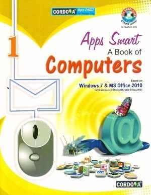 Cordova Apps Smart a book of Computers Class 1