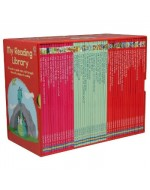 Usborne My Reading Library Collection (50 Books Set)