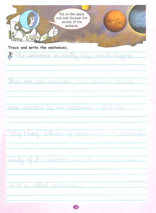 Viva Write It Right Cursive Handwriting For Class 5