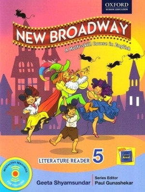 Oxford New Broadway English Literature Reader Book 5
