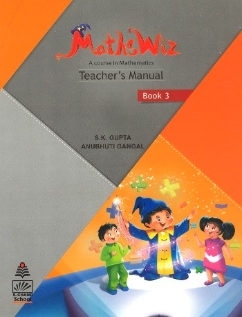 Maths Wiz A Course In Mathematics Teacher's Manual Book 3