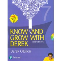 Pearson Know and Grow With Derek 7 Third Edition by Derek O' Brien