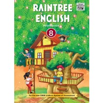 Orient BlackSwan Raintree English Workbook Class 8