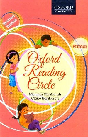 Oxford Reading Circle Primer For KG Class