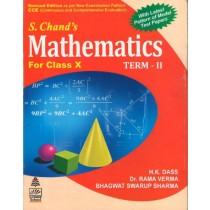 Mathematics For Class 10 Term-2