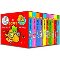 Sudha Murty The Gopi Diaries First Box of Learning