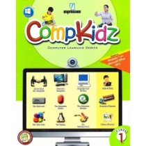 Madhubun Compkidz Computer Learning Series Class 1