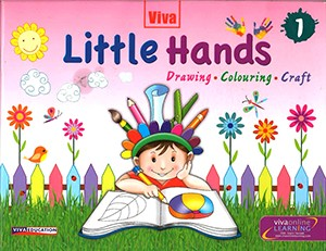 Viva Little Hand Drawing For Class 1
