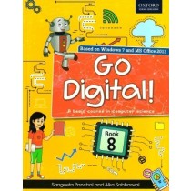 Oxford Go Digital Computer Science Book 8
