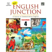 Orient Blackswan New English Junction Coursebook For Class 4