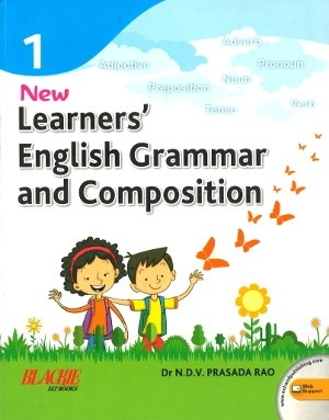 New Learner English Grammar and Composition Class 1