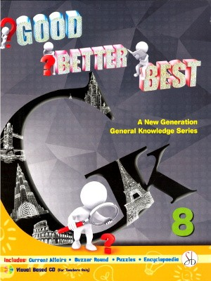 Good Better Best General Knowledge Class 8