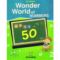 Jeevandeep Wonder World of Numbers Upto 50
