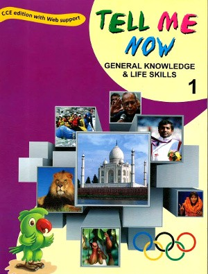 Tell Me Now General knowledge & Life Skills Class 1
