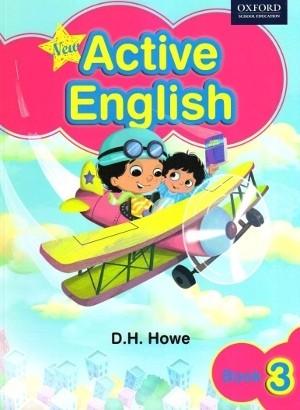 Oxford New Active English Coursebook Class 3