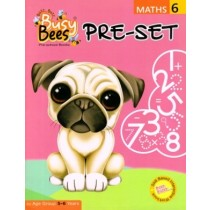 Acevision Busy Bees Pre-Set Maths Book 6