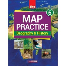 Viva Map Practice Geography & History Class 6