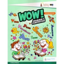 Eupheus Learning Wow Grammar & Composition Book 7