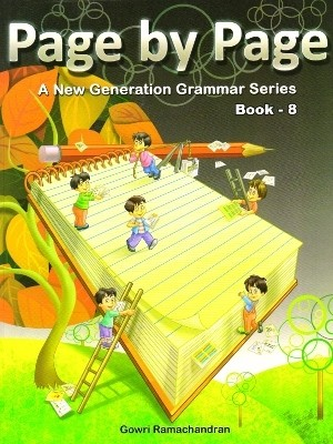 Page By Page A New Generation Grammar Book 8